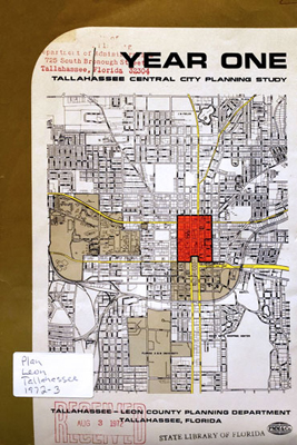 Year One Tallahassee Central Planning Study