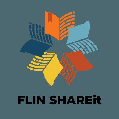 FLIN SHAREit with DLIS logo