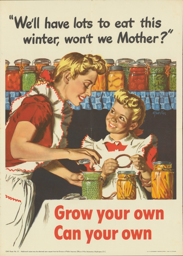 Food in Wartime